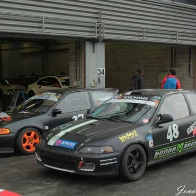 Test Day 2014, Spa-Francorchamps, 18 mars