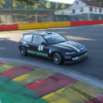 Test Day 2013, Spa-Francorchamps, 24 septembre